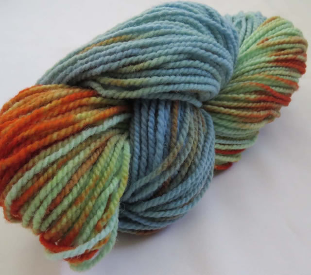 Yarn from MyLittleSheep.com
