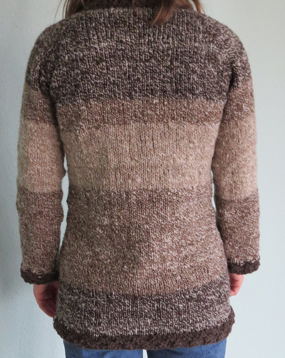 This Next Sweater Has A Story Glenfiddich Was Shetland Wether That Given To Me As Bonus Sheep When I Purchased My First Flock Of Babydolls